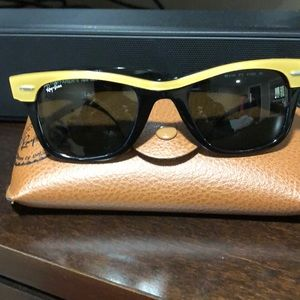 Ray-Ban Wayfarer ll antique unisex sunglasses